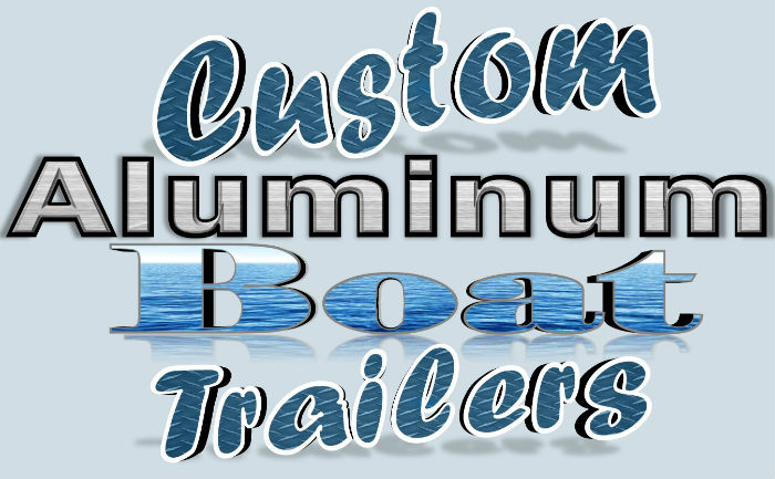 Custom Alum Boat Trailers