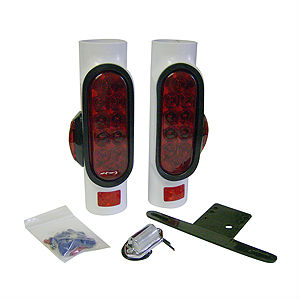 led pipe light kit b s trailer