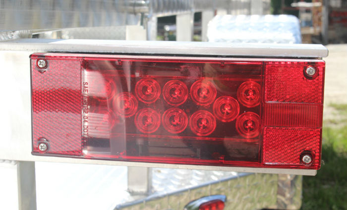 Tail Light optronics led tail light b & s trailer 7 Pin Trailer Wiring Diagram at soozxer.org