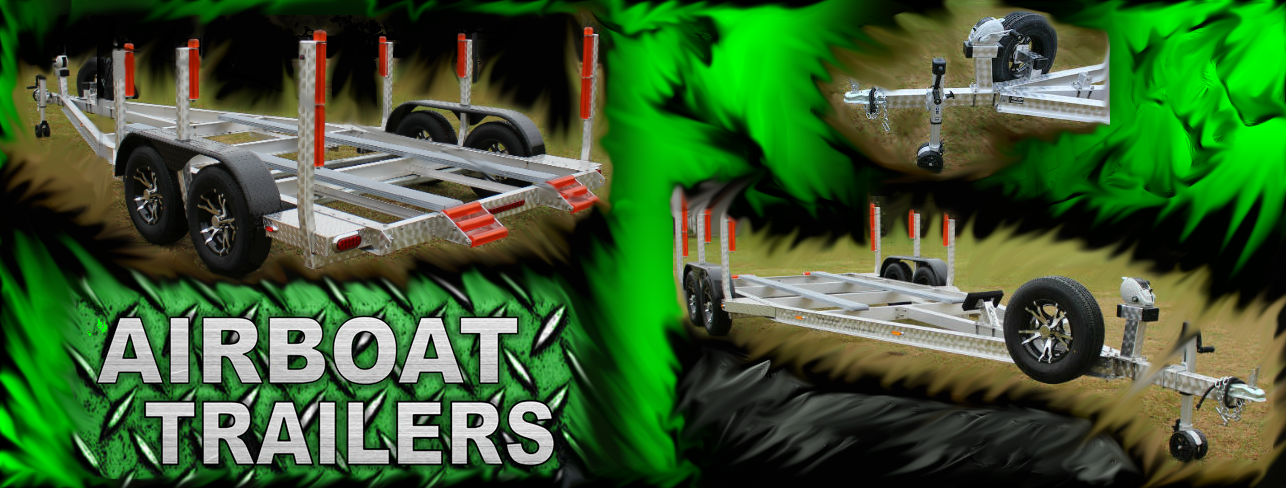 Custom Trailers and Trailer Parts - B&S Trailers