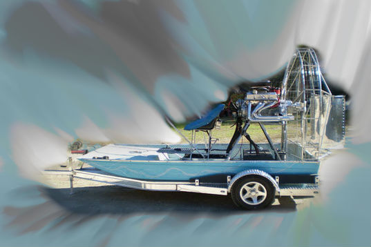 Air Boat Trailer Parts