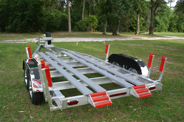 Custom Airboat Trailers