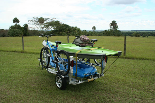 Kayak Trailer Plans Harbor Freight Trailer Others Extraordinary